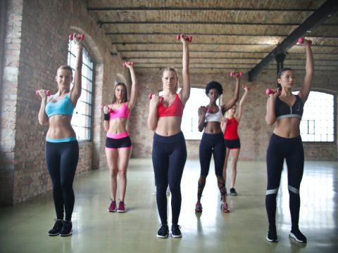 ćwiczenia aerobowe